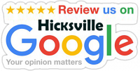 Hicksville_review us on google